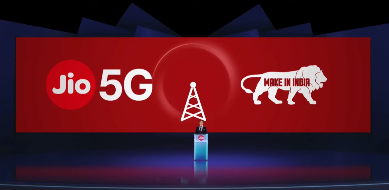 jio 5g in india
